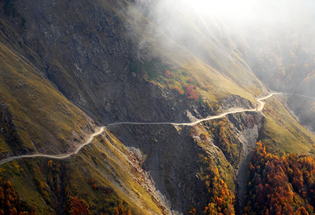 New Highland Tusheti Road Will Suit International Standards